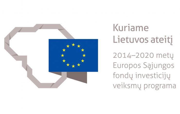 VšĮ Varėnos PSPC įgyvendinamas iš Europos Sąjungos struktūrinių fondų lėšų bendrai finansuojamas projekta