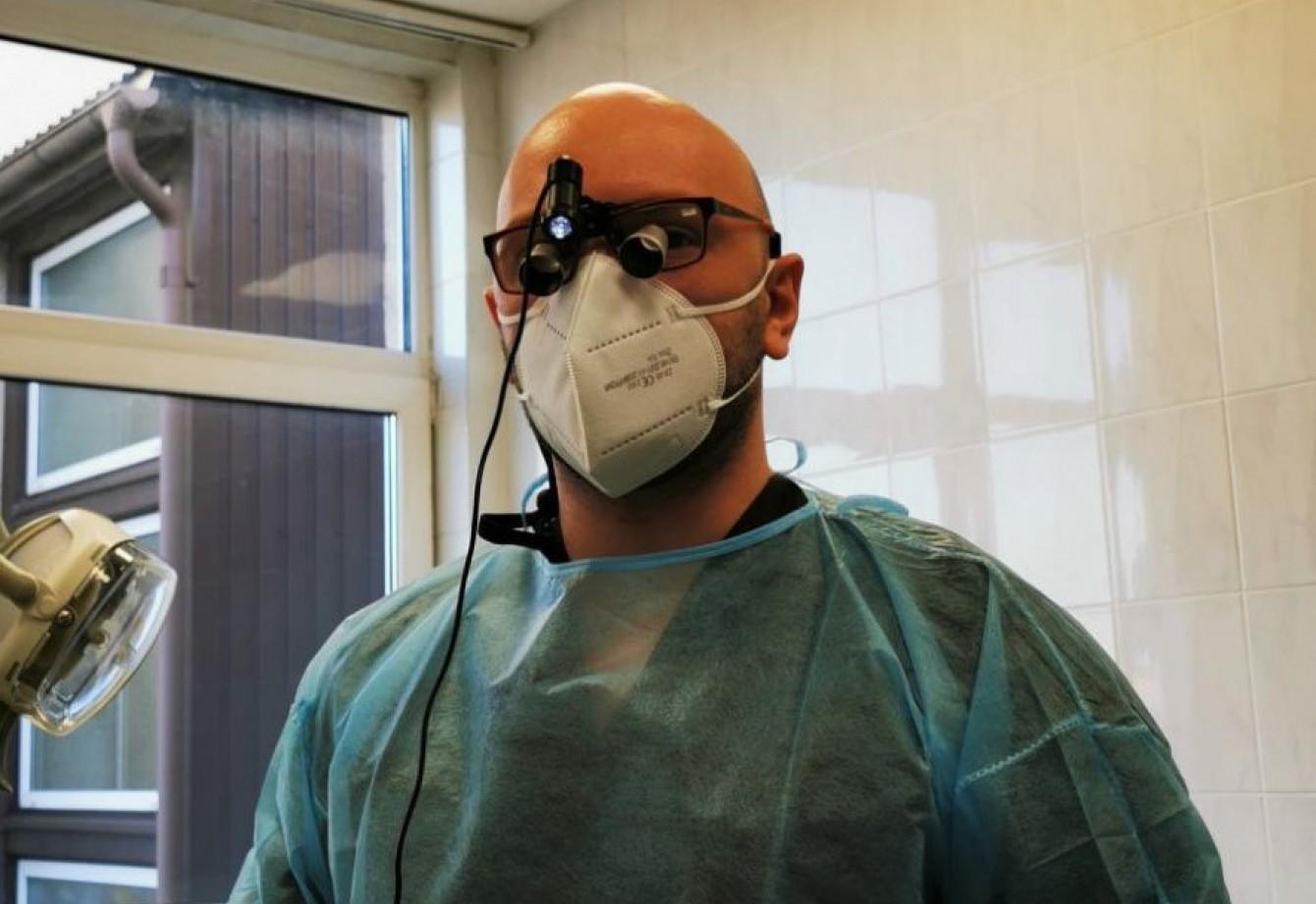 Didinamosios optikos panaudojimas odontologijoje