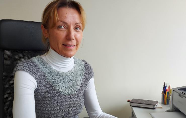 VšĮ Varėnos PSPC psichikos sveikatos centre pradėjo dirbti dar viena medicinos psichologė